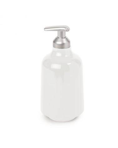 Dozownik mydła, biały, STEP