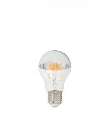 Żarówka Deco srebrna LED 6x11 4W E27