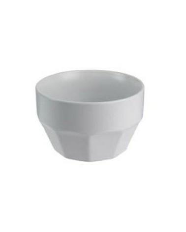 Miska ceramiczna Rahm 450ml szara jasna
