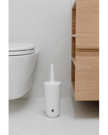 Szczotka do WC Corsa biała