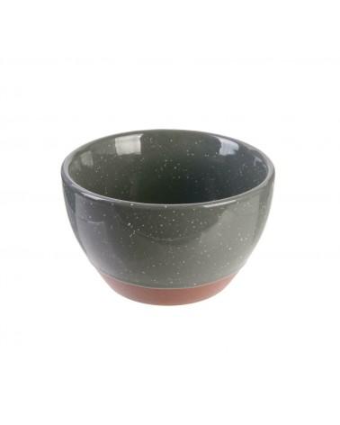 Miska ceramiczna Pavot 300ml szara